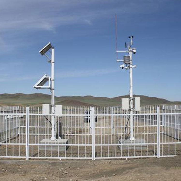 自动小型气象站监测系统