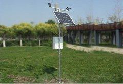 自动气象站建设森林防火气象服务
