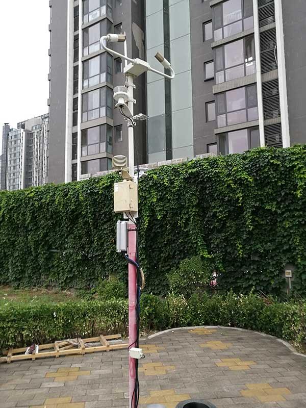 环保监测仪系统负氧离子生态环境监测