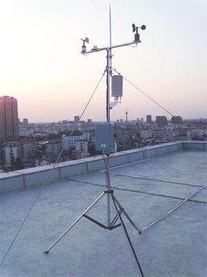 一体化智能气象站,环境监测系统