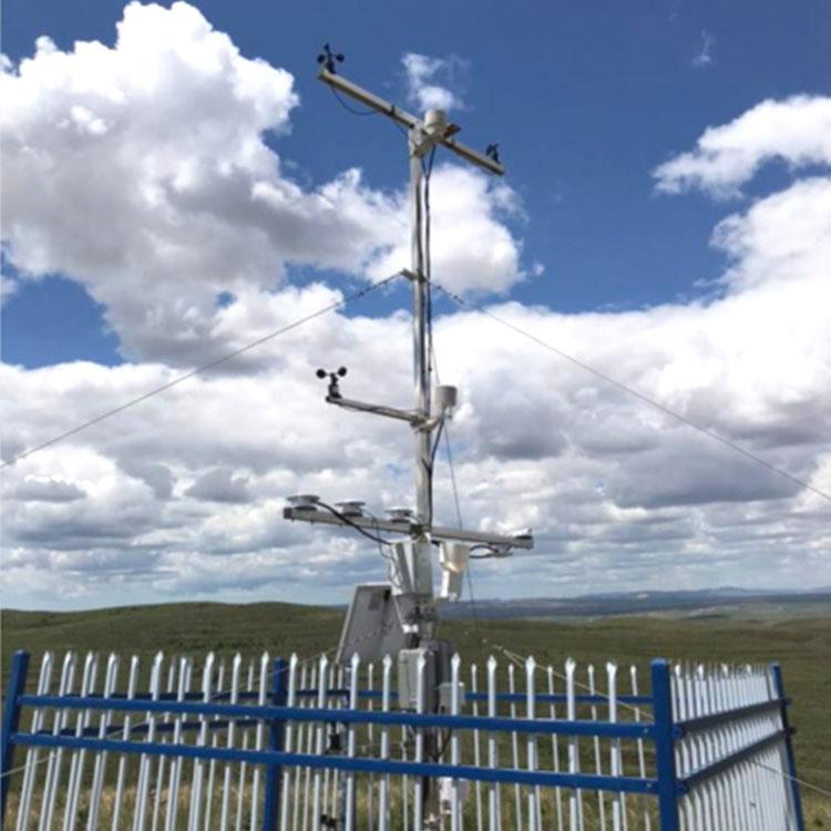 DC-AQ123便携式气象站进口