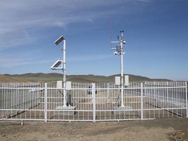 北京 超声波便携式气象站组成部分