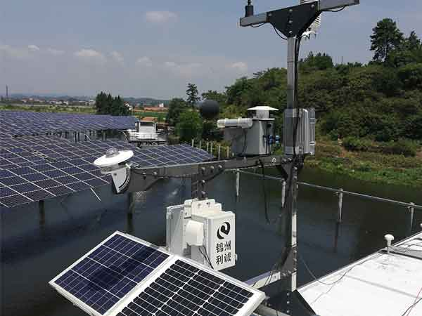 检测光伏电站气象站设计