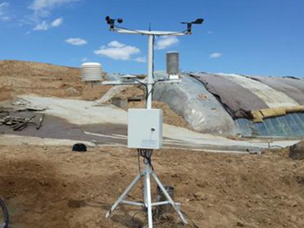 超声波农业气象站