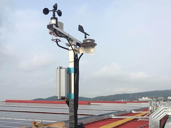 农业气象站设备组成