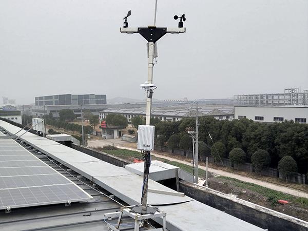 青海超声波便捷式气象站