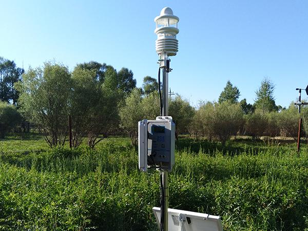 河北固定式超声波气象站