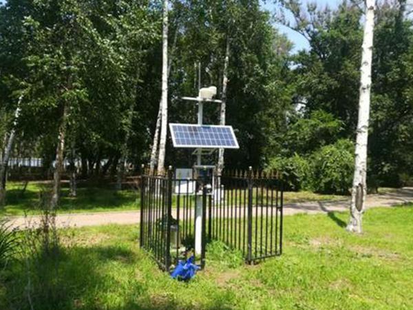 西藏超声波6要素气象站
