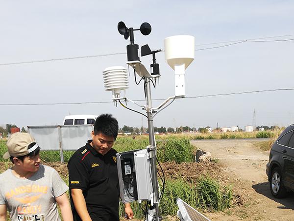吉林220WX超声波气象站