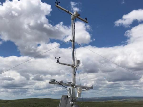 西藏超声波一体化气象站
