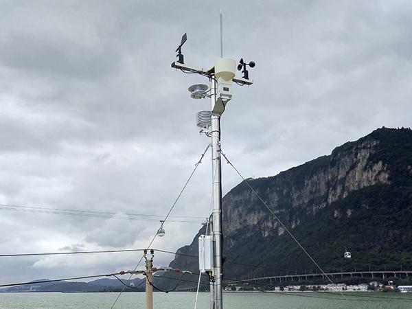 湖北超声波五参数微型气象站