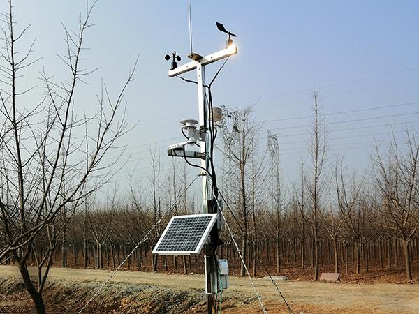 内蒙古超声波农业气象站