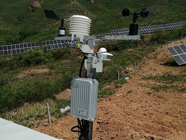 上海超声波5要素气象站