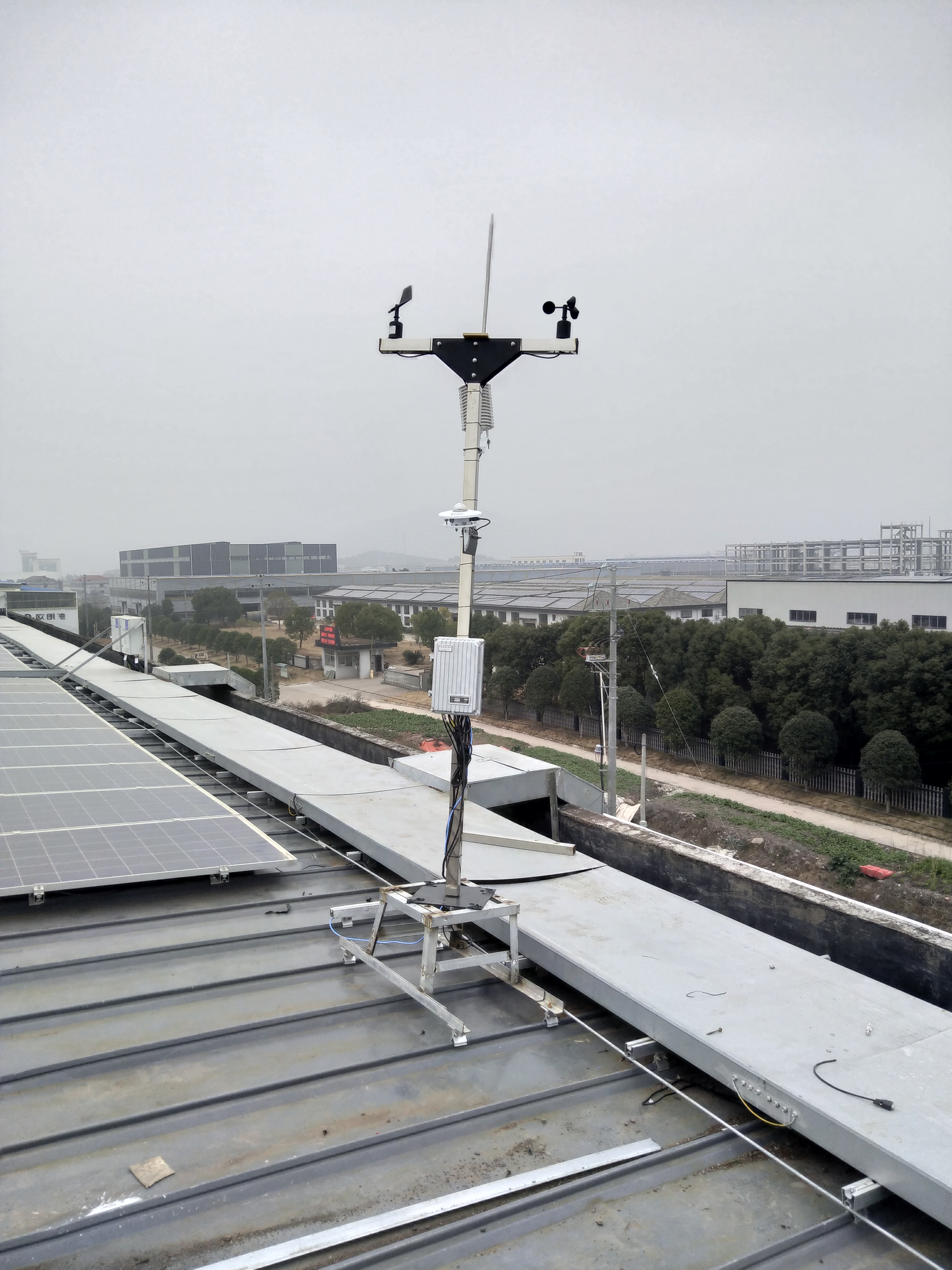 无线遥测气象站设备