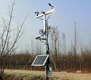 辽宁交通气象站检测天气
