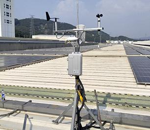 天津 小型自动气象站观测六要素